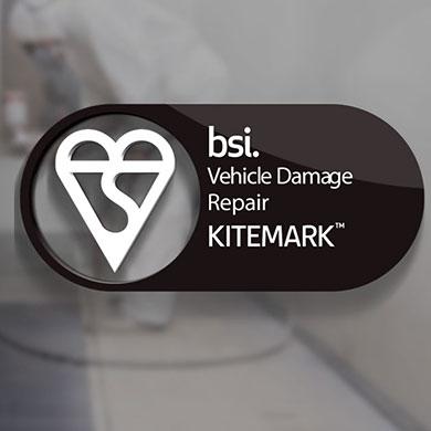 BSI Kitemark Bodyshop Manchester